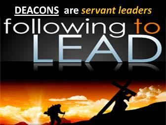 the history and biblical look at deacons For over 30 years ken and liz have served the lord as youth leaders, biblical lay counselors, and ministry team leaders for over 20 years ken has placed an emphasis on classes specifically for men, centering on inductive bible study, biblical leadership, biblical worldview, and christian manhood.